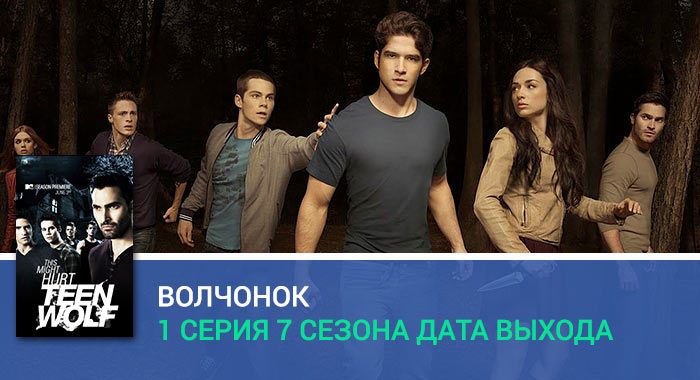 Волчонок 7 сезон 1 серия