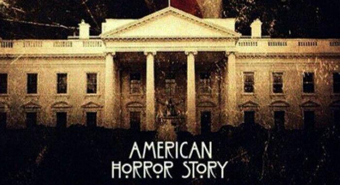 Тема 7 сезона АИУ - политика и выборы в США