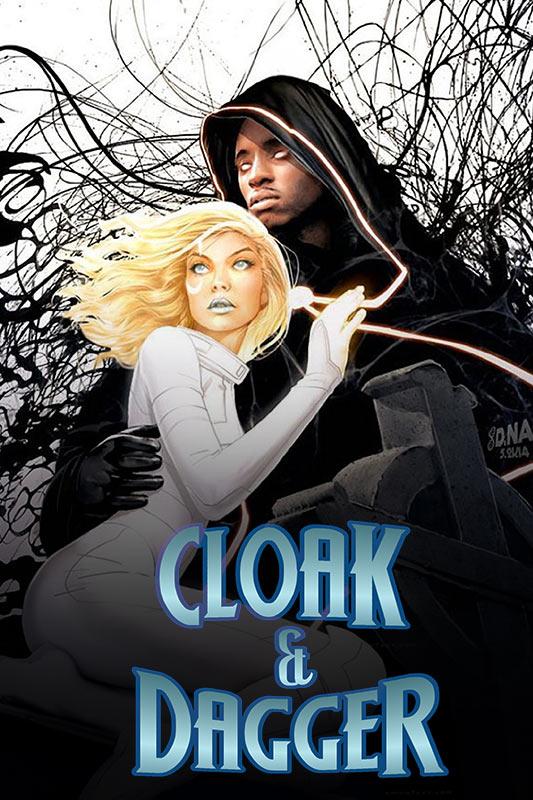 Плащ и Кинжал / Cloak & Dagger (2018)