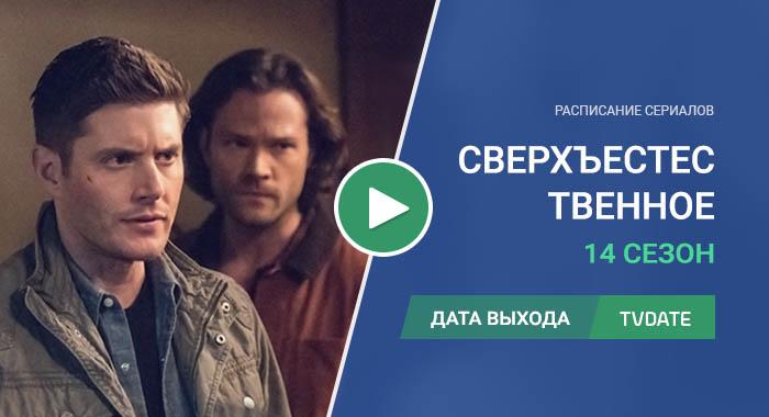Видео про 14 сезон сериала Сверхъестественное